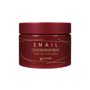 SNAIL ALL IN ONE REPAIR CREAM / CREMA DE BABA DE CARACOL TODO EN UNO