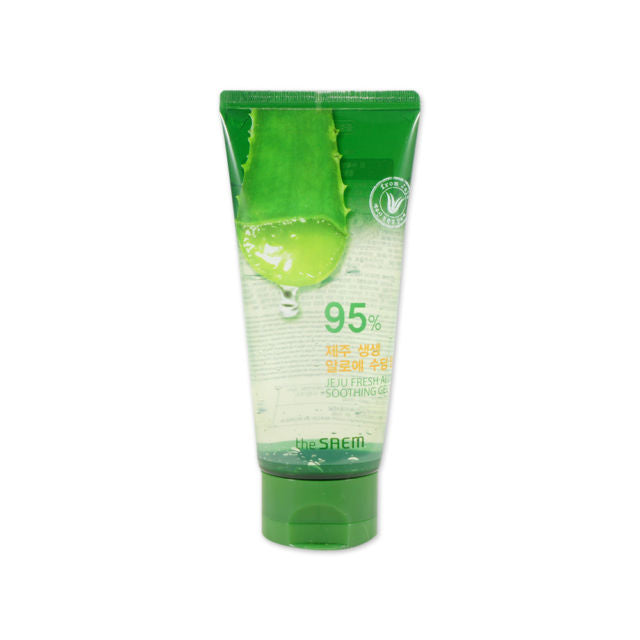 JEJU FRESH ALOE SOOTHING GEL / ALOE VERA EN GEL
