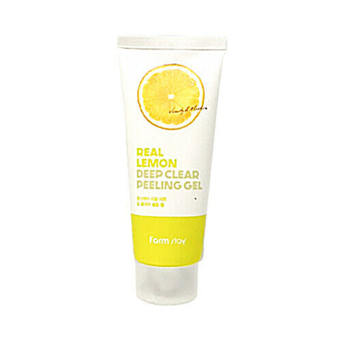 REAL DEEP CLEAR  LEMON PEELING GEL / EXFOLIANTE EN GEL DE LIMÓN