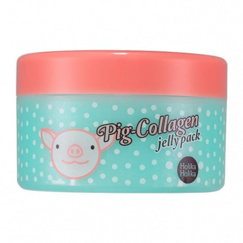 PIG-COLLAGEN JELLY PACK / MASCARILLA NOCTURNA ANTI ARRUGAS