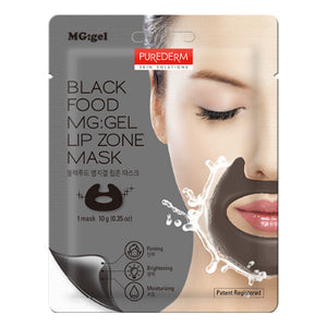 GEL LIP ZONE MASK / MASCARILLA DE GEL CONTORNO DE LABIOS