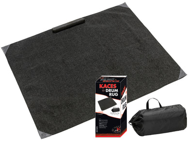 the Original Crash Pad™ Drum Rug
