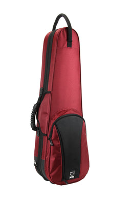 Duet Series Lightweight Violin Case, 4/4 size - Red