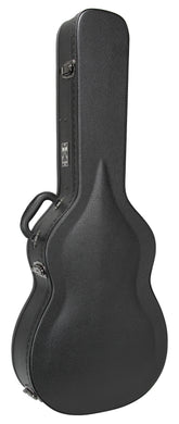 Kaces Hardshell Guitar Case - Dlx Arch-top Classical Guitar