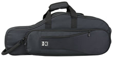 Kaces Lightweight Hardshell Alto Sax Case, Black