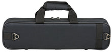 Kaces Lightweight Hardshell Flute Case, Black