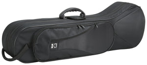 Kaces Lightweight Hardshell Trombone Case, Black