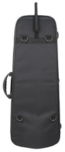 Kaces Lightweight Hardshell F-Attachment Trombone Case, Black