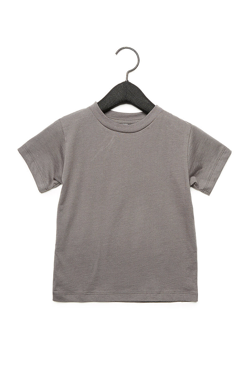 TODDLER SHORT SLEEVE TEE-ASPHALT