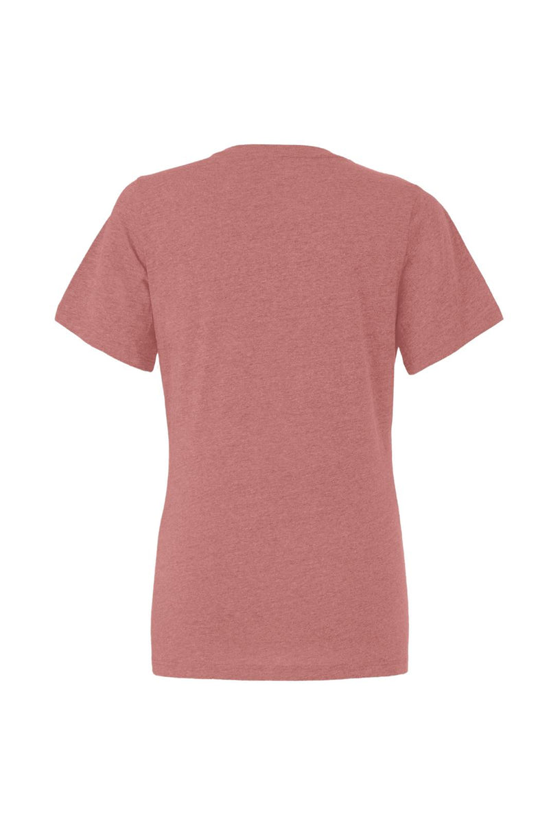Women's Relaxed Jersey Short Sleeve Tee - Heather Mauve