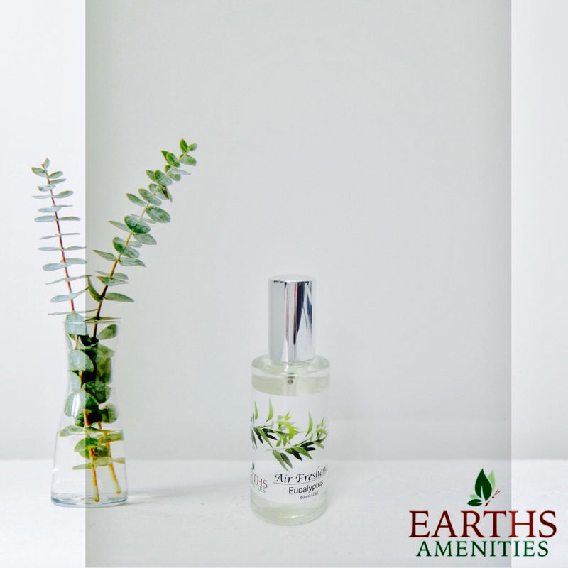 Eucalyptus Essential Oil Air Freshener 60ml (CASE OF 12)