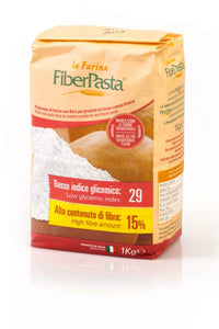 low GI Fiber-Mehl, 1 Kg (ideal zum Backen) - GI 29