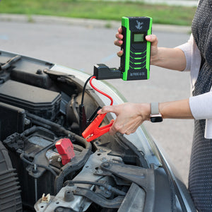 Pocket Jumper Pro Car & Truck Jump Starter