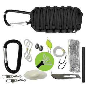 EXCLUSIVE GIVEAWAY - TOP SHOT DUSTIN - Paracord Grenade Survival Kit - 1 Per Person