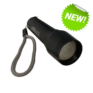 MINI RECHARGEABLE TACTICAL FLASHLIGHT