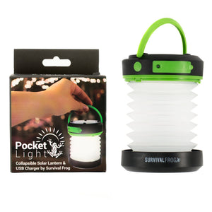Solar Lantern Pocket Light