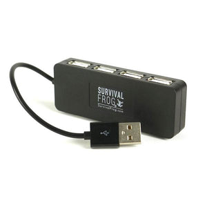 USB Multiport 4 Port Charger