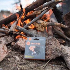 WetFire Tinder 5 Pack Fire Starters