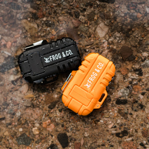 WATERPROOF OUTDOOR TOUGH TESLA LIGHTER