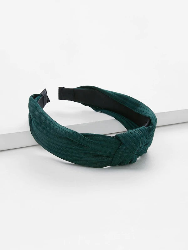 cyan band headband nell and pop know dark womens nell and pop front