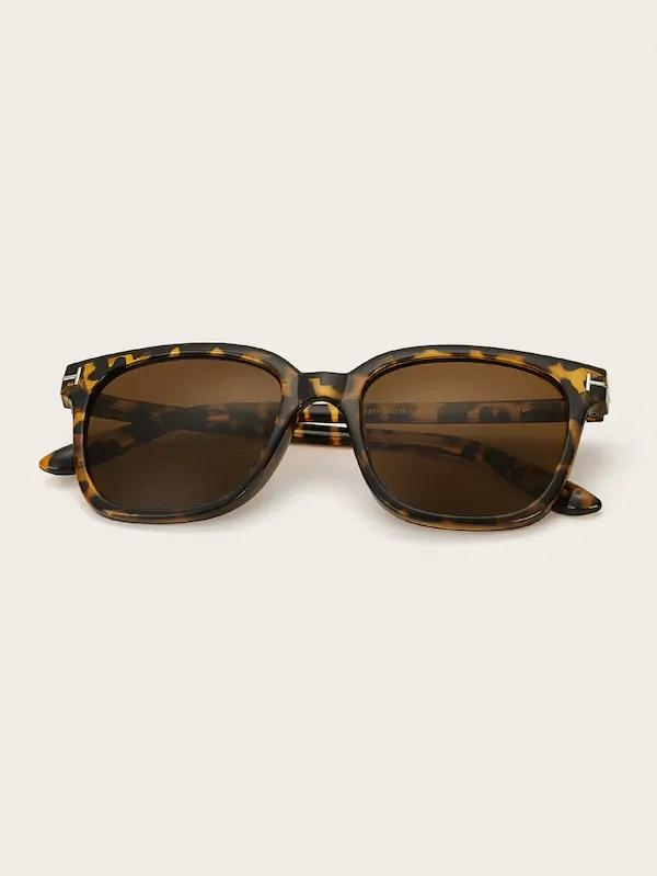 mens Tortoiseshell framed Wayfarer Nell and Pop sunglasses for men shades