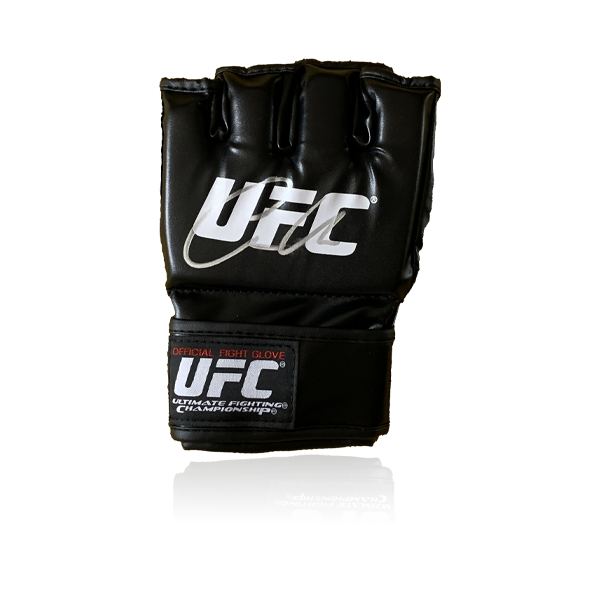 Conor McGregor Signed UFC Mitt