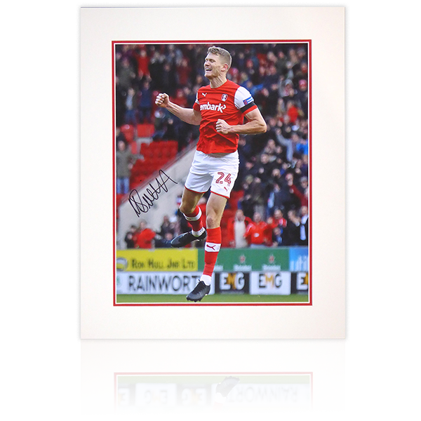 Michael Smith Signed Mount Display