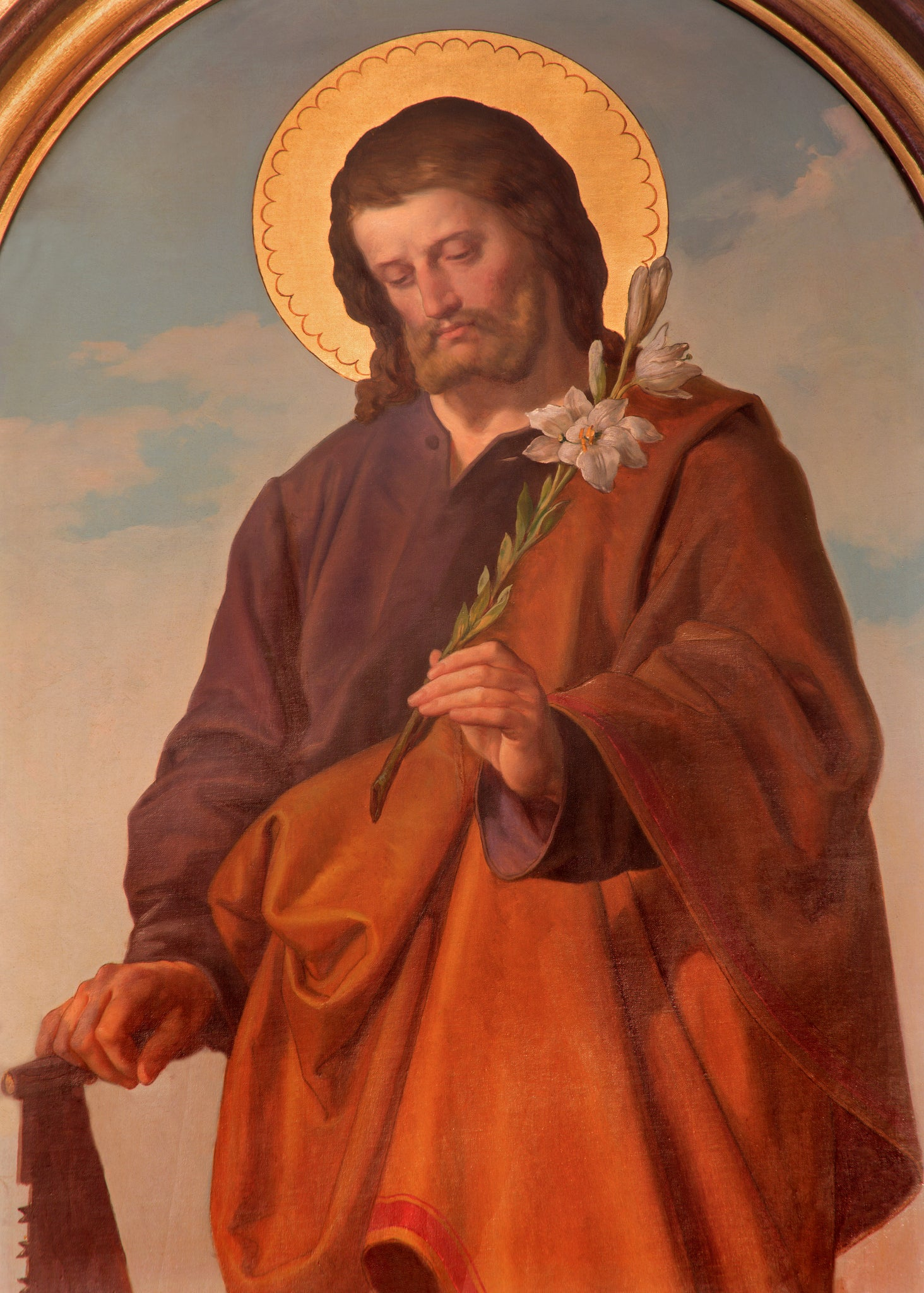 THE EXTRAORDINARY BEAUTY OF THE ROSARIES MADE IN HONOR OF ST. JOSEPH