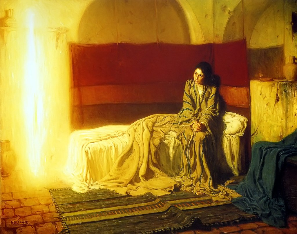 Mary's Fiat: The Annunciation