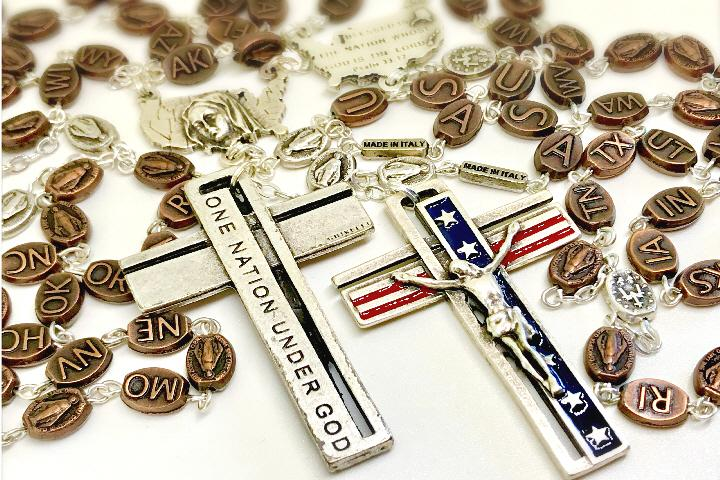 BLESSED IS THE NATION - A COAST-TO-COAST ROSARY RALLY