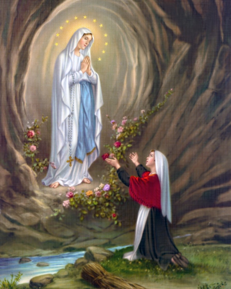 Devotion to Our Lady of Lourdes