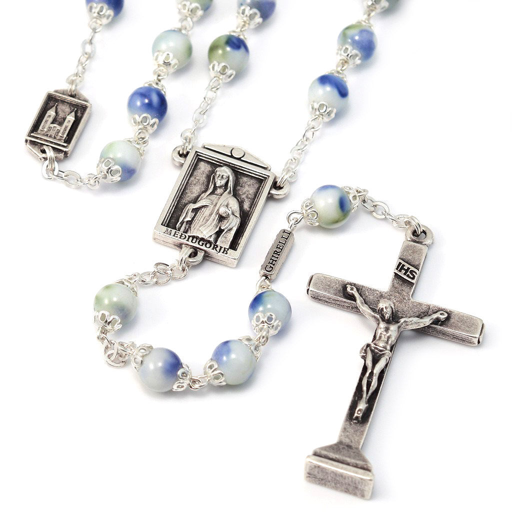 Medjugorje Rosary, Sacred Spaces