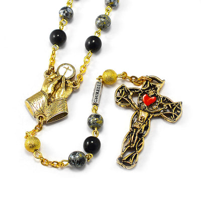 Our Lady of Fatima Heart Rosary
