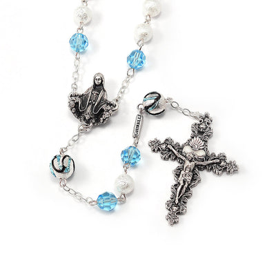 Rosaries for Women with Swarovski Crystals