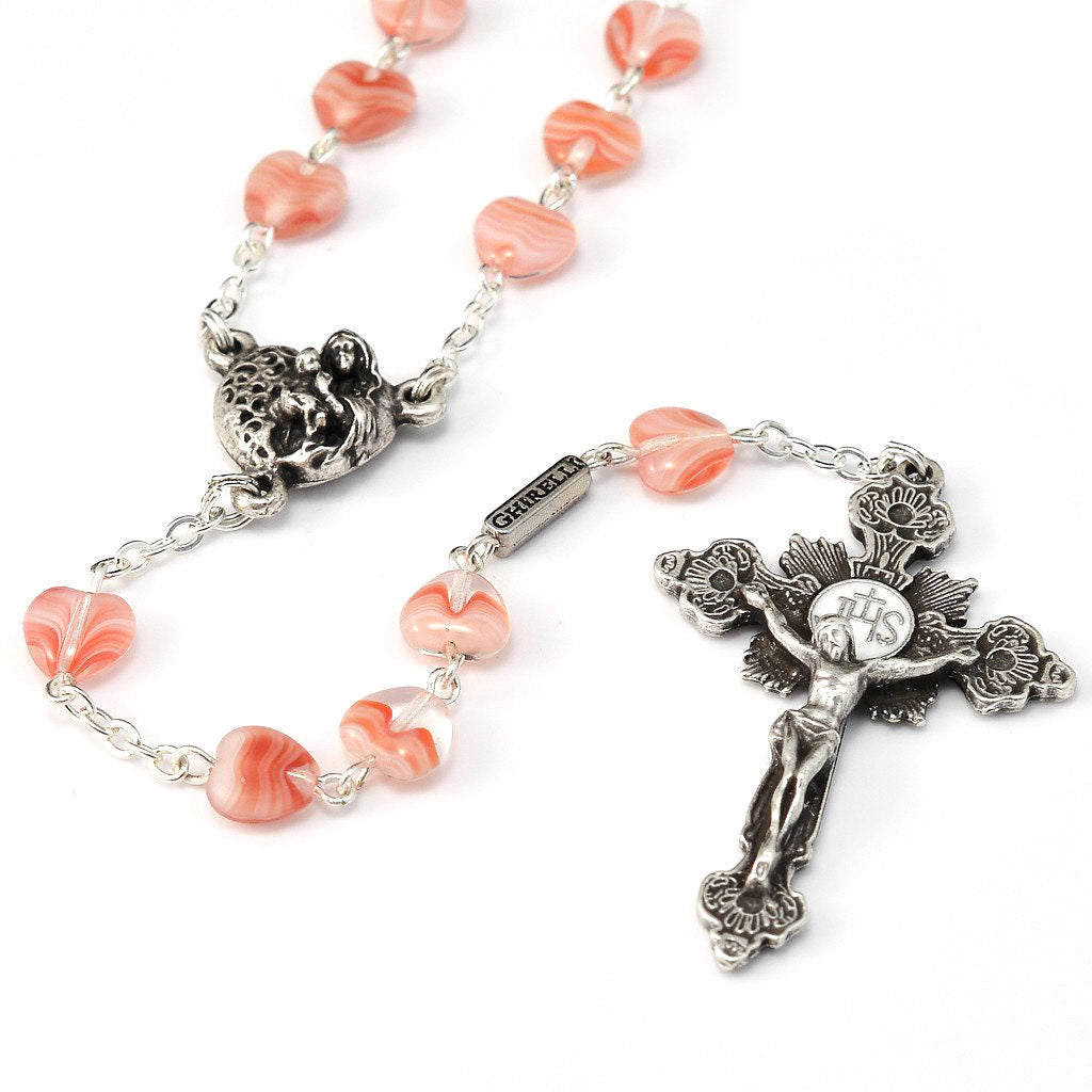 Saint Valentine Heart of Love Rosary