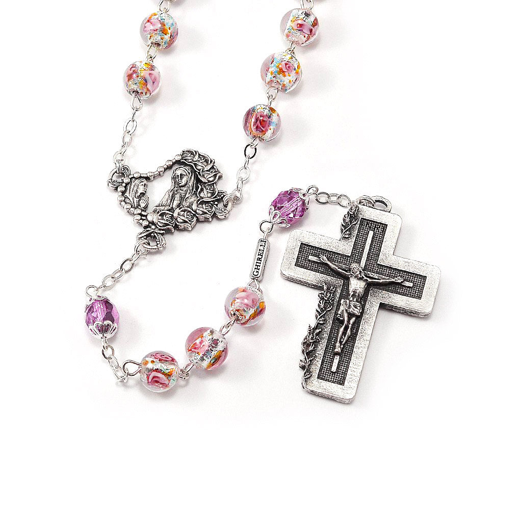 Rosaries for Women with Lumen Beads