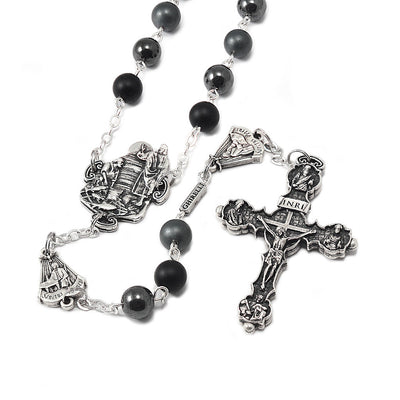 The Rosary of the Twelve Apostles, Hematite