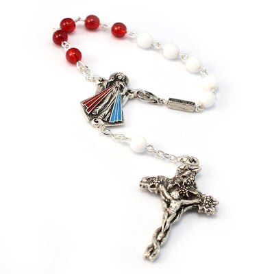 Merciful Jesus Divine Mercy Decade Rosary