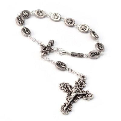 Fatima Crown of Roses Decade Rosary