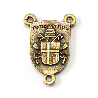 Saint John Paul II Rosary, Bronze