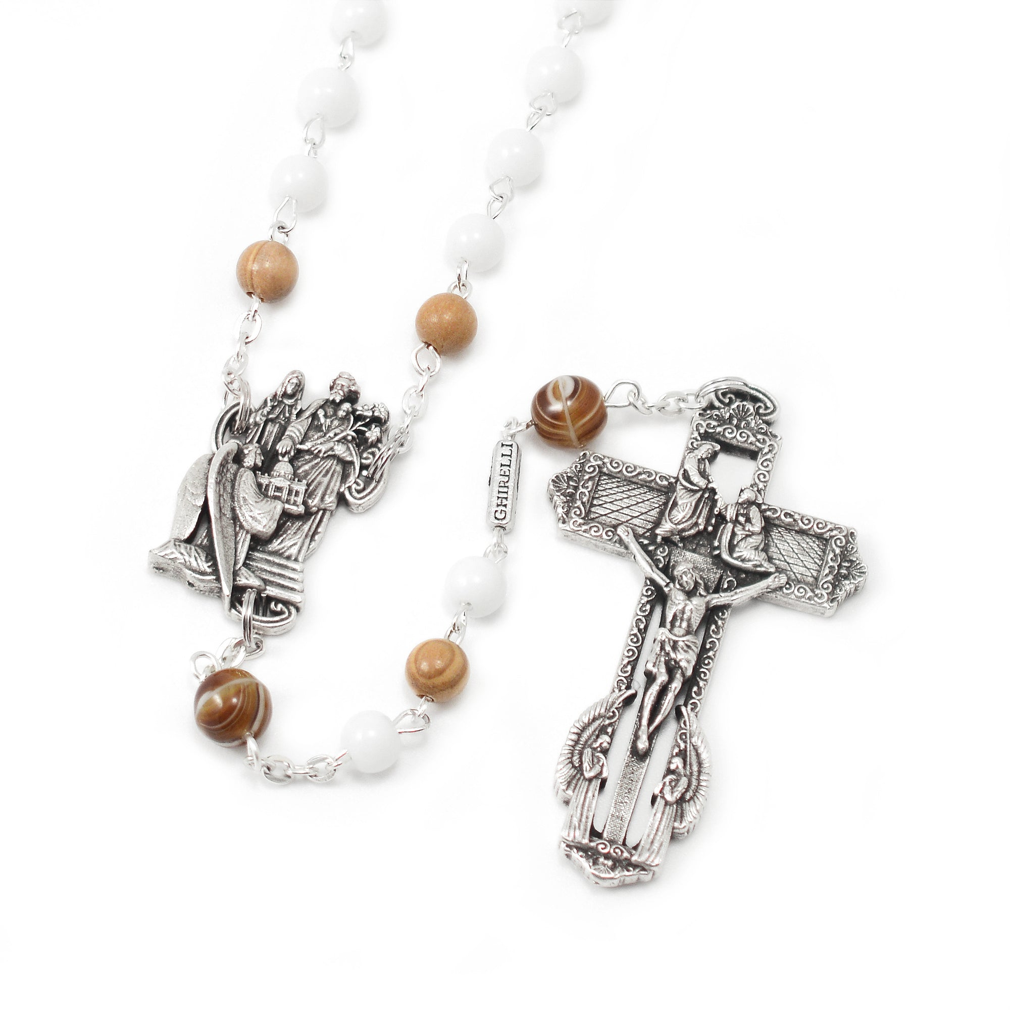 St. Joseph, Patron of the Universal Church Rosary - 150th Commemorative Anniversary Edition
