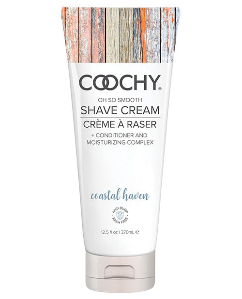 Coochy Shave Coastal Haven 12.5 Oz