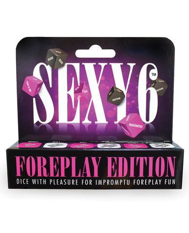 Sexy 6 Foreplay Edition