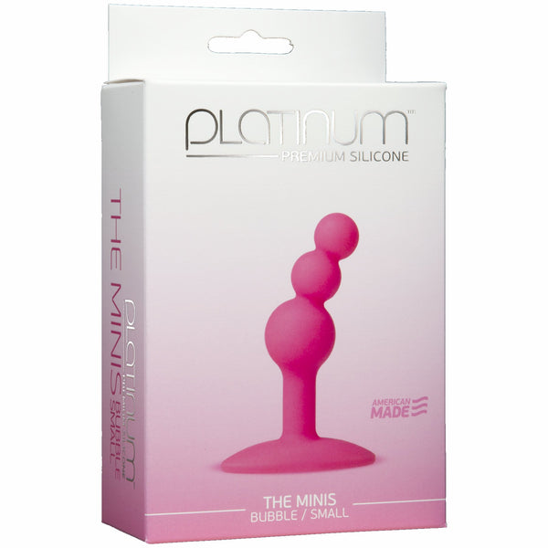 Platinum Minis Bubble Small Pink
