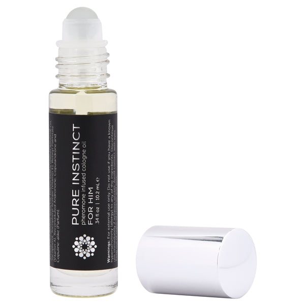 Pure Instinct Oil For Him Roll On .34 Oz
