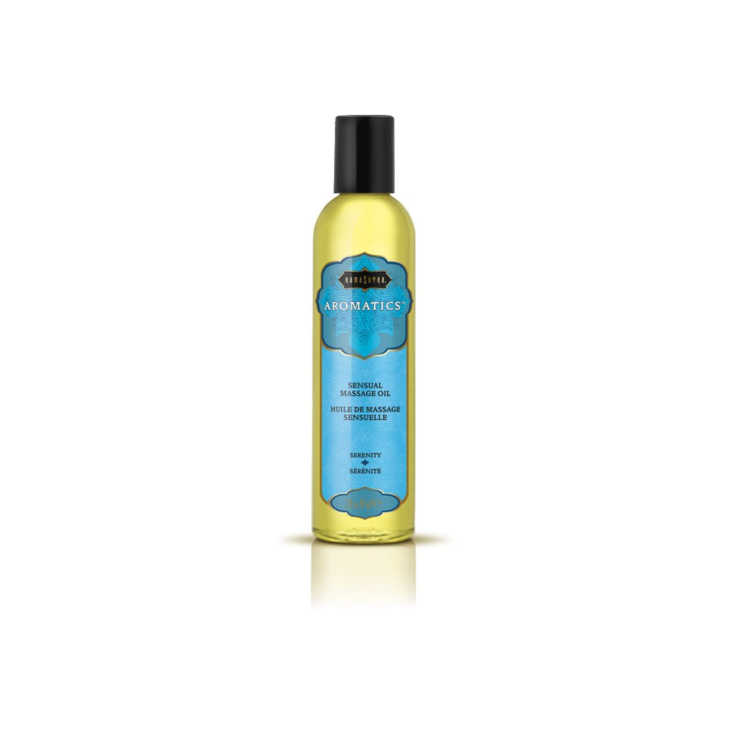 Massage Oil Serenity 2 Oz