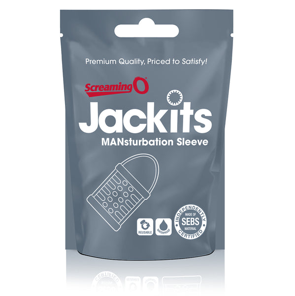 Screaming O Jackits Mansturbation Sleeve (eaches)