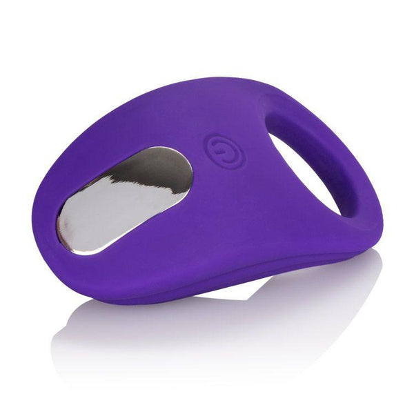 Passion Enhancer Silicone Rechargeable Purple