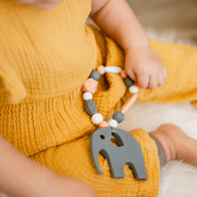 #multitasking Teething Toy + Pendant