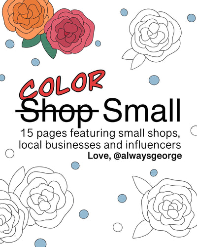 Color Small - coloring book